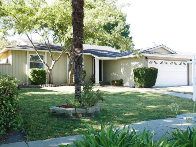 668 Cree Drive, San Jose, CA 95123