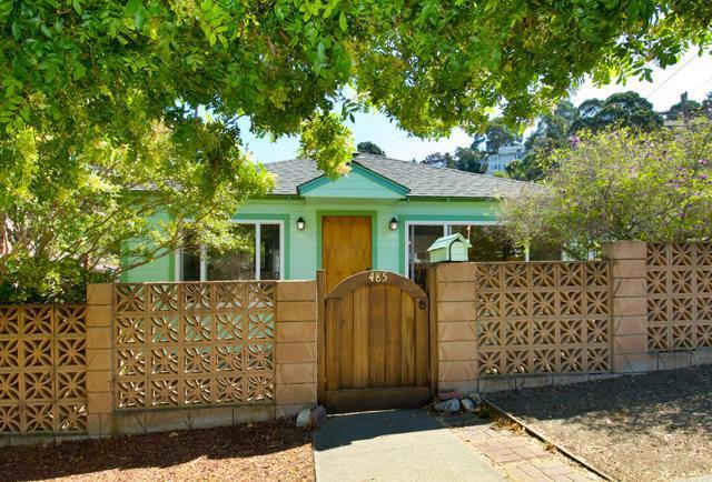 485 San Bruno Avenue, Brisbane, CA 94005