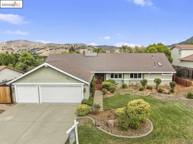 516 Mt Davidson Ct, Clayton, CA 94517