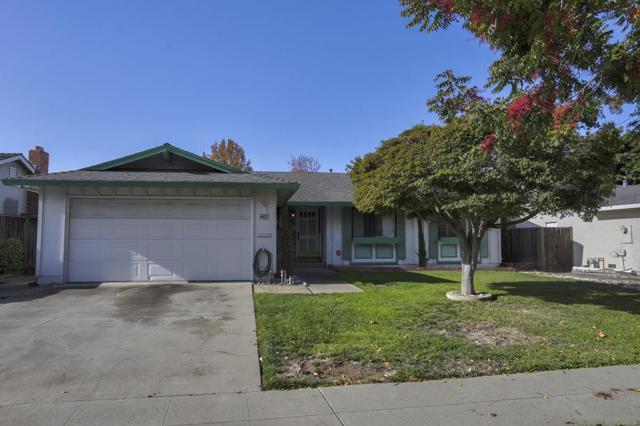 4421 Glenmont Drive, San Jose, CA 95136