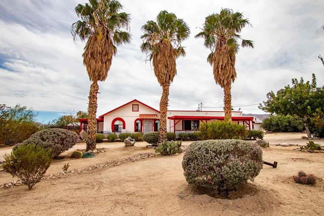 74153 Two Mile Road, 29 Palms, CA 92277
