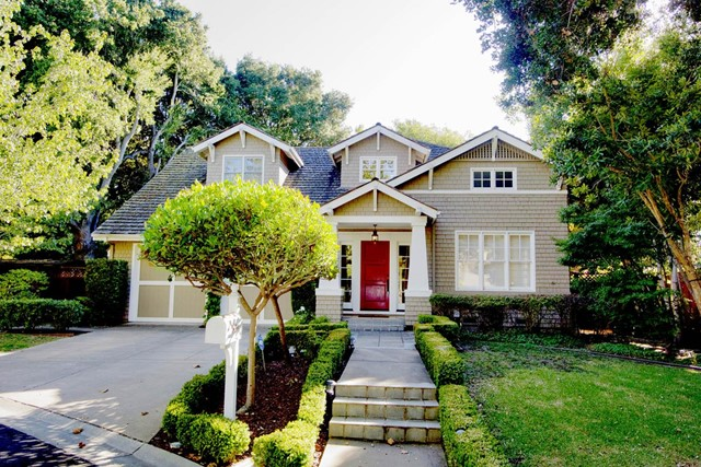 60 Gloria Circle, Menlo Park, CA 94025