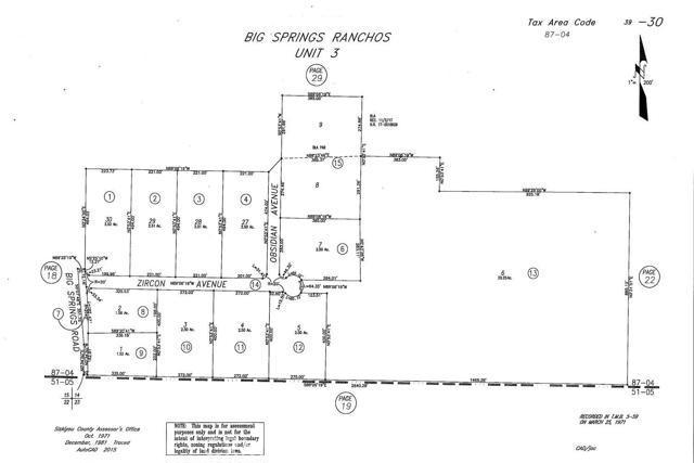 10862 Zircon Avenue, Shasta, CA 96064