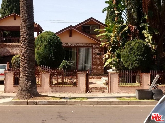 4021 HALLDALE Avenue, Los Angeles, CA 90062