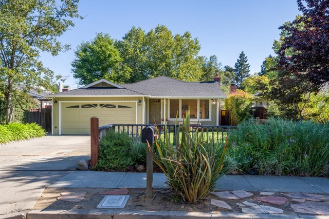 317 Rutherford Avenue, Redwood City, CA 94061