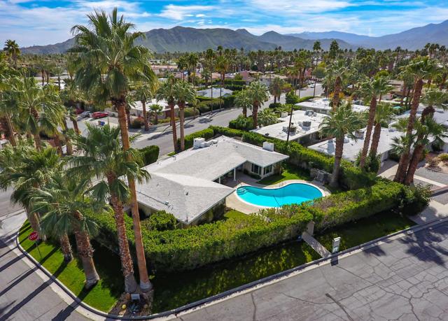 1500 Via Entrada, Palm Springs, CA 92264