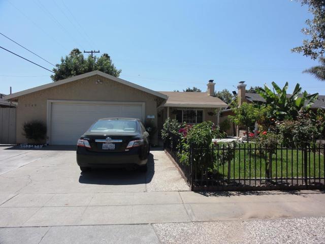 2149 Sarasota Avenue, San Jose, CA 95122