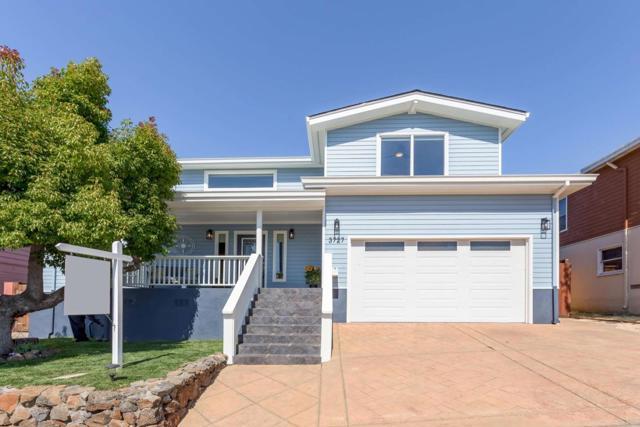 3727 Fernwood Street, San Mateo, CA 94403