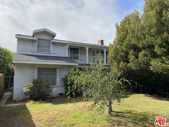 Incredibly rare opportunity to develop a property in the most prestigious and desirable area of Santa Monica. It is located less than 2 blocks from Ocean Ave and Palisades Park overlooking the ocean and PCH. 10,668 sf lot with swimming pool and garages. A large wall to the east and tall hedges to the west provide a sanctuary for privacy.