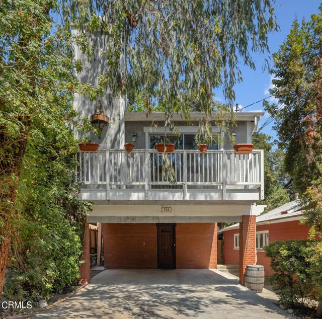 2. 714 Brookside Lane Sierra Madre, CA 91024