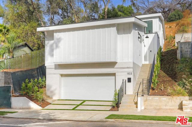 1322 EL PASO Drive, Los Angeles, CA 90065