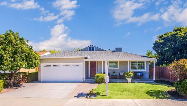 663 Salberg Avenue, Santa Clara, CA 95051