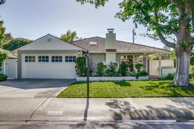 573 Jackson Drive, Palo Alto, CA 94303