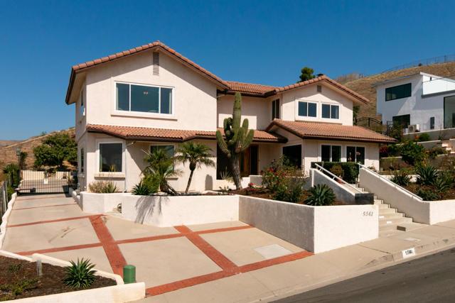 5561 Topa Topa Drive, Ventura, CA 93003