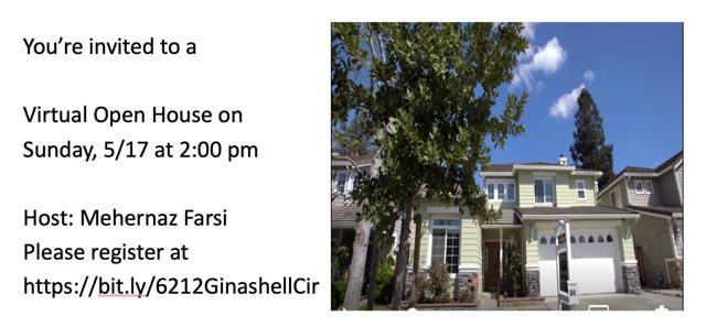 6212 Ginashell Circle, San Jose, CA 95119