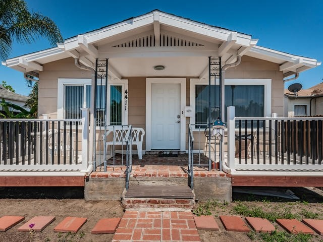 4411 Cherokee Ave, San Diego, CA 92116