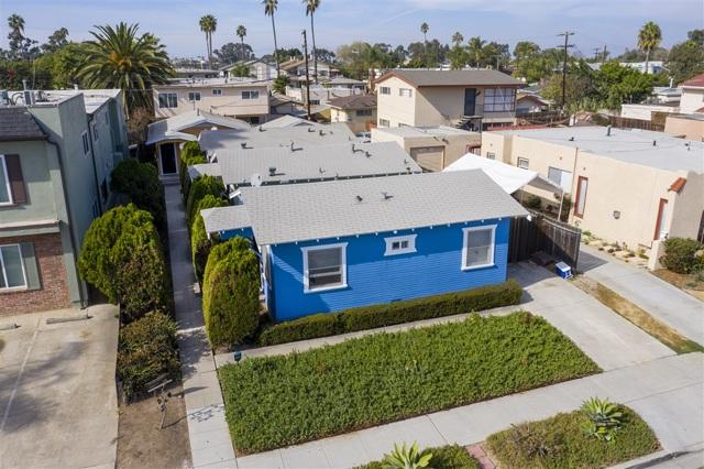 4754 Bancroft St., San Diego, CA 92116