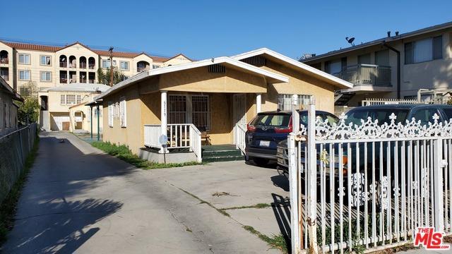 6119 11TH Avenue, Los Angeles, CA 90043