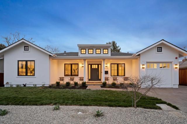 644 Georgia Avenue, Palo Alto, CA 94306