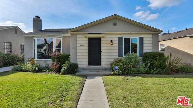 3675 GRAYBURN Avenue, Los Angeles, CA 90018