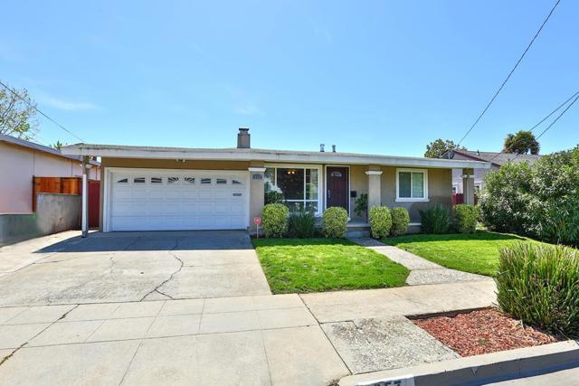 357 Eastman Street, Hayward, CA 94544