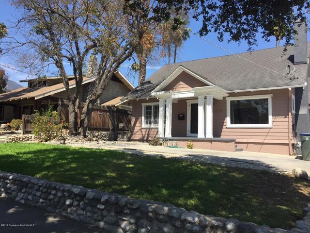1312 N Mar Vista Avenue, Pasadena, CA 91104