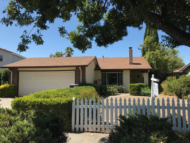 321 La Pala Drive, San Jose, CA 95127