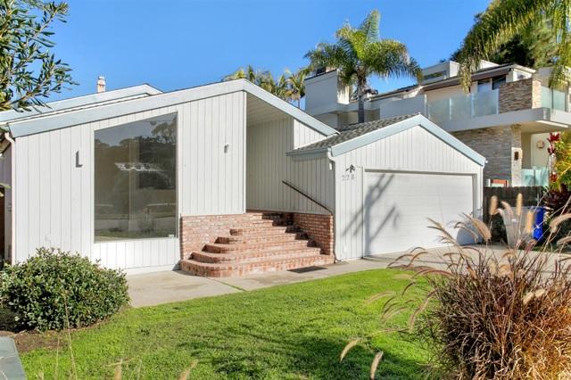 228 21ST ST., Del Mar, California 92014, 3 Bedrooms Bedrooms, ,2 BathroomsBathrooms,For Sale,21ST ST.,190000315