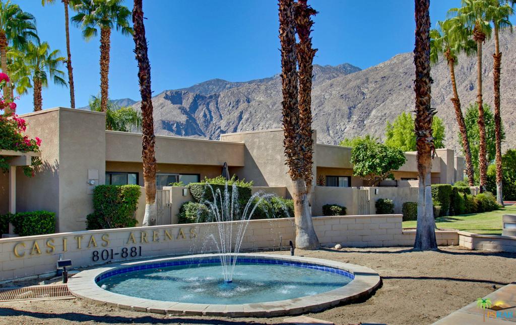 841   E Arenas Road, Palm Springs CA 92262