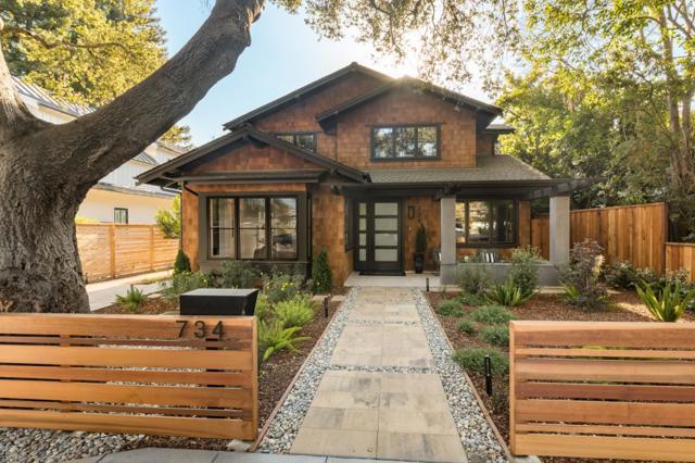 734 Channing Avenue, Palo Alto, CA 94301