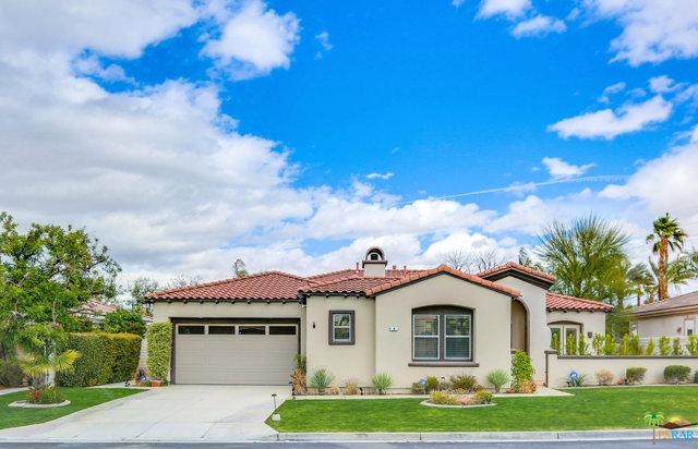 5 Bellisimo Court, Rancho Mirage, CA 92270