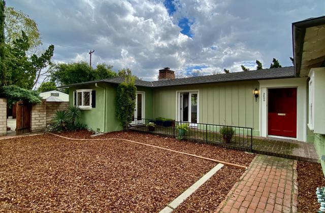 2400 Garfias Drive, Pasadena, CA 91104