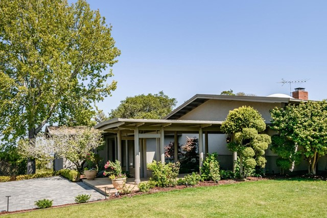 123 Bella Vista Drive, Hillsborough, CA 94010