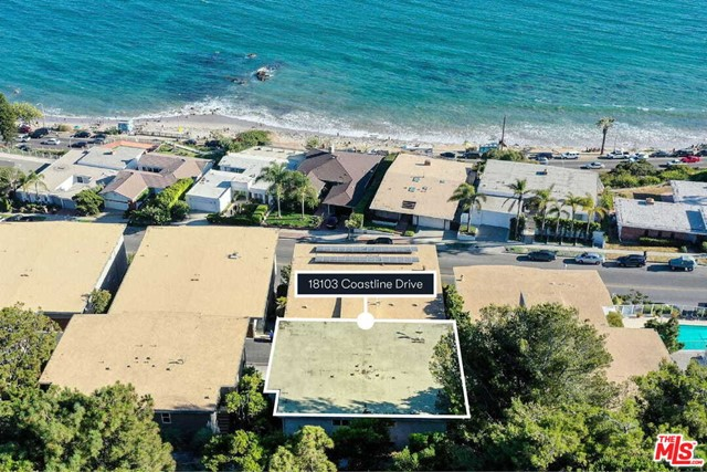 18103 Coastline Drive, a well-maintained four-unit multifamily property overlooking the Pacific Ocean in the tranquil coastal community of Malibu. Located around the corner from The Getty Villa and one mile north of Sunset Boulevard, residents are close in proximity to the Pacific Palisades and Santa Monica. The 4,858 SF two-story building sits on a 12,288 SF lot, and is comprised of (4) bright and spacious two-bedroom and two bath units featuring stunning panoramic ocean views from every room (except the back bedroom). Each unit comes equipped with a washer and dryer. Additionally, the subject property includes 6 side-by-side garage parking spots. This beachside property offers a significant value-add opportunity to potential investors, as current rents are approximately 43% below market value for nicely remodel remodeled units in the area. 18103 Coastline Drive allows investors to acquire a phenomenal multifamily property in Los Angeles elite coastal community.