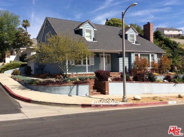 4139 DON FELIPE Drive, Los Angeles, CA 90008