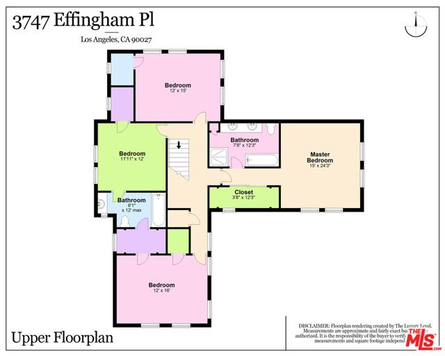 53. 3747 Effingham Place Los Angeles, CA 90027