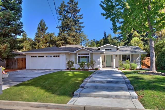 1231 Patlen Drive, Los Altos, CA 94024