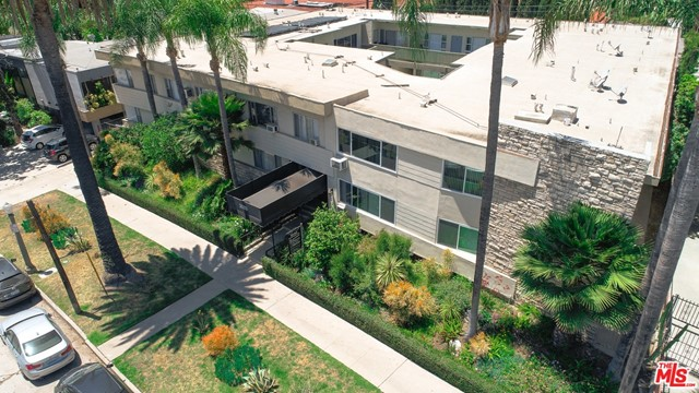 Rare and unique pride of ownership apartment building in the heart of Hollywood's Beachwood Canyon.  2033 North Beachwood Drive is a mid-century style 26-unit apartment building which consists of six (6) studios, sixteen (16) one-bedroom one-bathroom units, three (3) two-bedroom one-bathroom units, and one (1) spacious three-bedroom one-and-a-half-bathroom unit. This two-story, gated courtyard style apartment was built in 1953 and has all the amenities expected of a Hollywood Hills property.  The property features twenty (20) parking spaces, an on-site laundry facility owned by the landlord, security cameras, solar-powered pool, large balconies with views, and recently completed soft story retrofit.  Living North of Franklin Avenue, on the famous palm tree-lined street of Beachwood Drive, tenants have access to fine dining, cafes, shopping, and all the entertainment one can desire. With dual access points on Gower St and Beachwood Dr, tenants will enjoy the convenience of entering and exiting the premises wherever they desire. With this rare buying opportunity, you can immediately renovate the eight (8) vacant units, easily convert an additional existing studio unit that has all the hookups, plumbing, and fixtures to be rented out or used as a managers unit, and the potential to add ADUs above the seven (7) double garages on Gower.  A savvy investor will capitalize on the renters neighborhood that is Beachwood Canyon for decades to come.