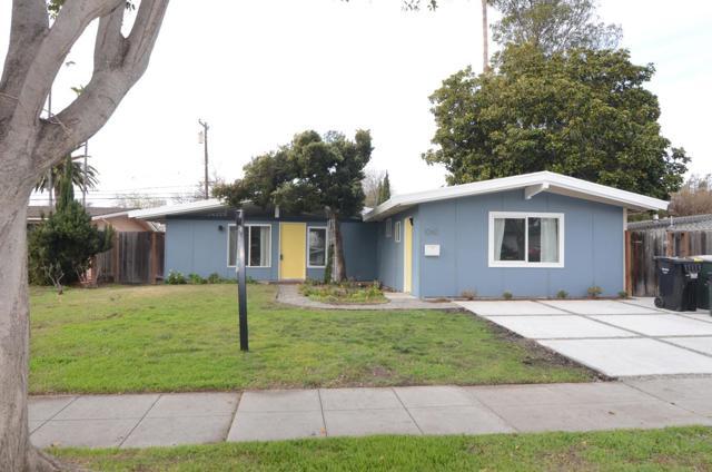 1262 Manzano Way, Sunnyvale, CA 94089