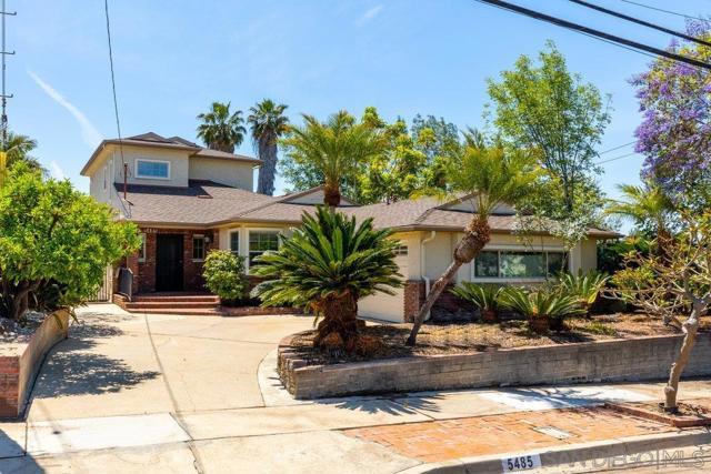 5485 Mound ave San Diego, CA 92120