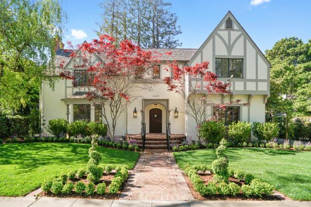 1452 Hamilton Avenue, Palo Alto, CA 94301