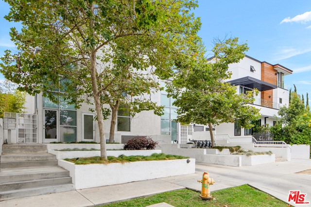 Exclusively presenting, Martel Lofts, a rare opportunity to acquire an exquisitely constructed architectural 5-unit, income generating development in the highly coveted Melrose / Fairfax District, adjacent to notable restaurants, cafes, boutique designer shopping, and night life. The property was constructed in 2004, featuring 3 bed / 3.5 bath each, superb parking, contemporary design, high end finishes and loads of natural light via impressive large scale windows throughout. Additionally, one unit remains vacant, allowing the opportunity for owner use or growth potential for generating income. Co-listed with Chris Mara of Hilton & Hyland. Do not disturb tenants.
