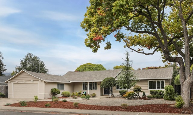 1864 Orangetree Lane, Mountain View, CA 94040