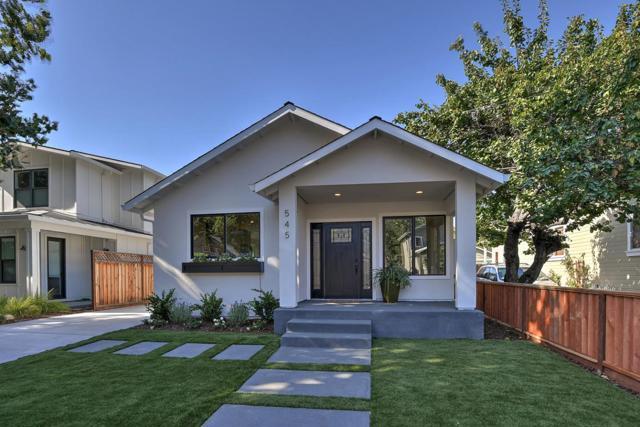 545 Brooks Avenue, San Jose, CA 95125