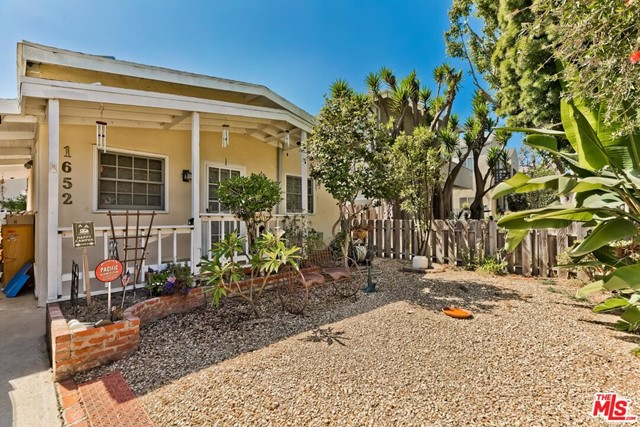 Great bread and butter building in Santa Monica with huge rental upside. Owner-user or investment opportunity with a large 2br+2ba house in front and three 2br+1ba units in the back separated by a courtyard.  Almost never a vacancy and located in the heart of Santa Monica's creative district, close to schools, markets and parks.  Convenient to Bergamot Light Rail station and Arts Center and surrounded by major employment centers & companies such as Water Garden Lantana Studios, Lionsgate, Universal Music, Hulu & more.  Great investment opportunity!