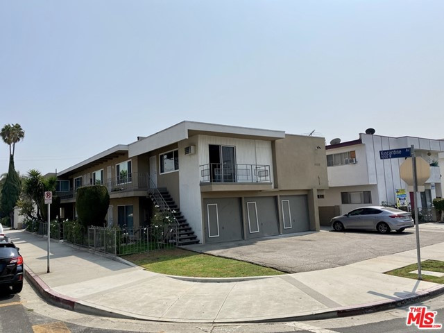 Fantastic opportunity to acquire this updated and very well maintained ten unit apartment building in excellent Palms and Beverly Woods adjacent neighborhood with SEISMIC EARTHQUAKE WORK COMPLETED. 14.87x gross 4.4 cap, Unit mix is (8) 1+1 units, (1) single, and (1) 2 bedroom 1.5 bath, building is apx. 6727 SF on a nice corner 7985 SF lot. 7 units have been upgraded with new floors, granite counter tops, newer appliances, wall A/C and updated bathrooms. Ample parking of 11 spaces and 3 additional garages. Close to National & Palms Light Rail Station, shopping, freeways, very good central location.