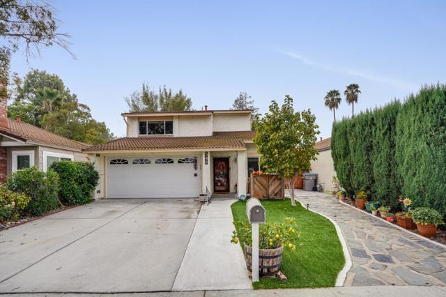546 Lanfair Circle, San Jose, CA 95136