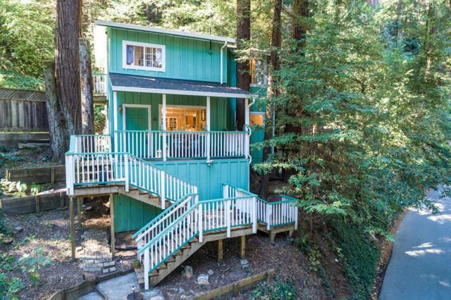 135 Scenic Way, Outside Area (Inside Ca), CA 95005
