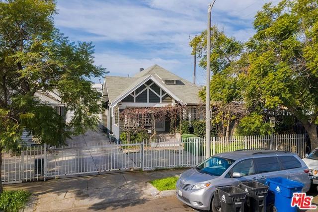 1659 S ROOSEVELT Avenue, Los Angeles, CA 90006