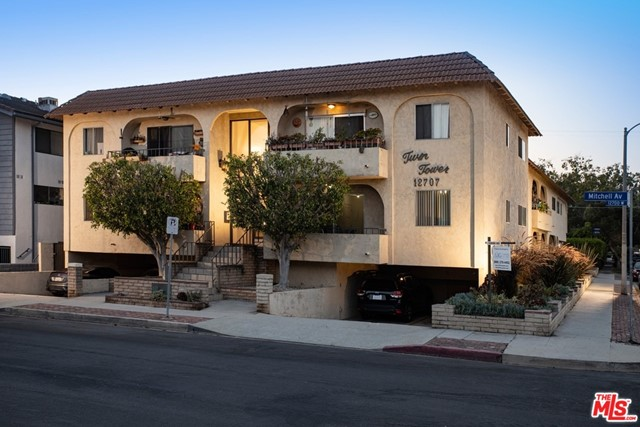 13-unit (12+B/GR) Multifamily Income Property currently generating strong income for the popular westside Los Angeles neighborhood of Mar Vista. Significant to investors, is the ultra-low area price of $374/SF & $327K/Unit. Currently the income property earns in excess of $282k annually, with an NOI of over $166k, the GRM is 15.04, and the In-place Cap rate is 3.92%.  Twin Tower attracts quality tenants in a top rental pocket, with an excellent track record of low vacancy. Located between popular Culver City, home to large new Apple and Amazon developments, and Silicon Beach which has attracted an estimated 500 tech companies, ranging from startups to established tech giants. Major technology companies that have opened offices in the region include Google, Facebook, Amazon, Apple, Netflix, Yahoo!, YouTube, Nike, BuzzFeed, Electronic Arts & Sony. Only one side requires tuck under seismic retrofit, $33K bid.